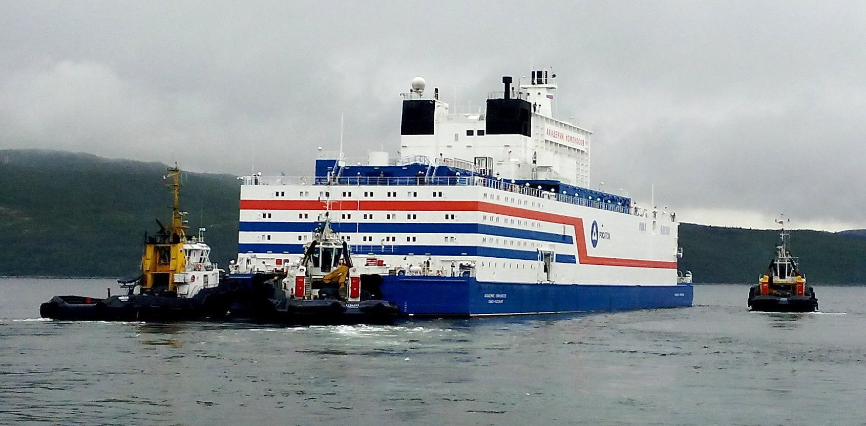 ThorCon Floating Nuclear Plant